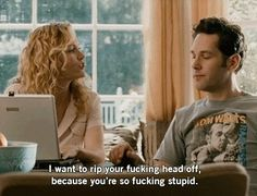 Exactly how I feel about almost every human.