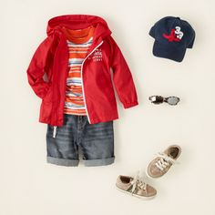 baby boy - outfits - red, white and new   Children's Clothing   Kids Clothes   The Children's Place