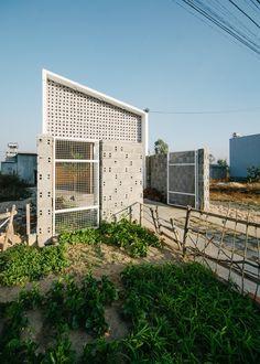 Casa KONTUM por Khuon Studio - FRACTAL estudio + arquitectura