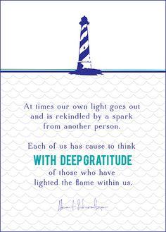 Deep Gratitude printable