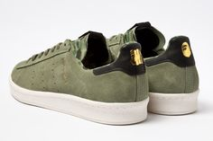 BAPE x Undefeated x adidas Originals Consortium Campus