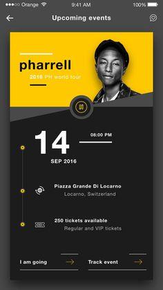 RemQIU - Music Events iOS – iOSUp