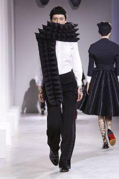 Junya Watanabe Ready To Wear Fall Winter 2015 Paris - NOWFASHION