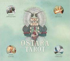 Ostara Tarot: Amazon.es: Morgan Applejohn, Eden Cooke, Krista Gibbard, Julia Iredale: Libros en idiomas extranjeros