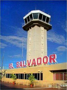 Aeropuerto internacional de El Salvador, Comalapa, La Paz, El Salvador