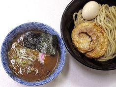 松戸「中華蕎麦 とみ田」 - つけそば