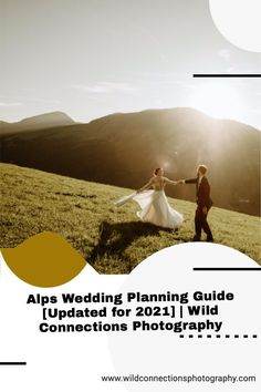 Planning a destination wedding or elopement in the Alps this year? You'll need this guide containing everything you need to know, by someone who has shot them LOADS of times and now calls Austria home! Ski Wedding, Summer Wedding, Alpine Meadow, Wedding Planning Guide, Ski Touring, French Alps, Destination Weddings, Where To Go, Austria