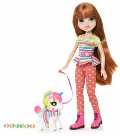 Moxie Girlz Poopsy Pet Doll, Kellan by Moxie Girlz. $21.99. Moxie Girlz doll with her own fantasy pet. Pet really poops. Kellan has a pet unicorn who poops rainbow poop. From the Manufacturer Moxie Girlz are all about expressing themselves and reaching for the stars. Moxie Girlz are living in a fun, fantasy world, complete with their very own whimsical pets. Product Description Moxie Girlz doll w...