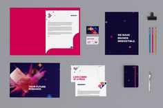 Ahoy's design and branding work for digital film content agency Magnafi. Graphic Design Layouts, Layout Design, Print Design, Web Design, Logo Design, Social Media Automation, Digital Film, Brand Identity Design, Branding Design