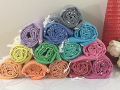 Turkish Peshtemal Towels Bridesmaid Gift