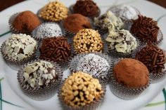 Truffle Truffles, Muffin, Health Fitness, Food And Drink, Cookies, Breakfast, Party, Crack Crackers, Morning Coffee