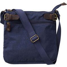 Fat Face Nylon Cross Body Bag ($28) ❤ liked on Polyvore featuring bags, handbags, shoulder bags, bolsas, accessories, purses, bolsos, purple, handbags shoulder bags and nylon shoulder bag