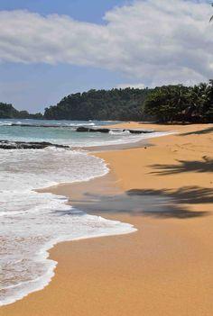 São Tomé - Jalé beach