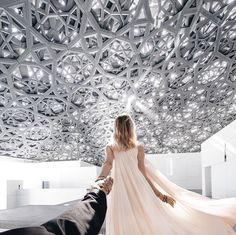 Follow me to Louvre Abu Dhabi