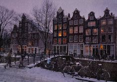 One of my favourite photos of Amsterdam.