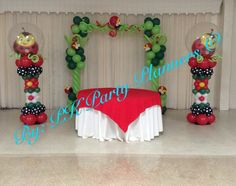lady bug follow this complete baby shower decoration on our facebook page https - Ladybug Baby Shower Decorations