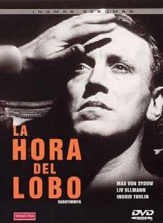 La hora del lobo (1967) Suecia. Dir: Ingmar Bergman. Drama. Terror - DVD CINE 503 e DVD CINE 610-X
