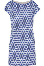 Diane von FurstenbergLauren sequined cotton-blend dress