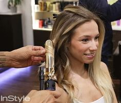 Celebrity hairstylist extraordinaire Anh Co Tran breaks down exactly how to recreate his signature loose waves.