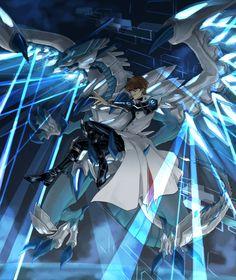 Yu-Gi-Oh Dark Side of Dimensions Seto Kaiba, Blue-Eyes Chaos MAX Dragon