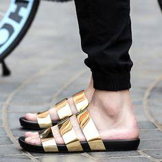 dc53e39bde8502 112 Best Male sandals images