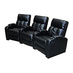 Nash Home Theater Seating
