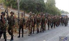 محافظ دير الزور يقول إن الجيش السوري سيصل إلى معقل داعش في دير الزور في مدة أقصاها 48 ساعةGMT 23:01 2017