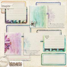 Imagine (journal pack)