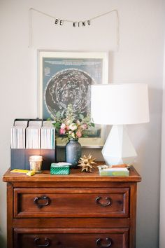 Office Tour With Katie Anderson of Modern Eve | theglitterguide.com