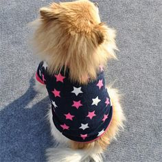High Quality Super Deal wear vest Dog jackets Pet Cat Dog Clothing Soft Padded Vest small dog clothes roupa de cachorro