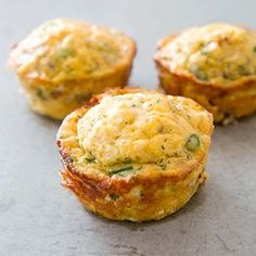 Muffin Tin Frittatas with Asparagus, Dill, and Goat Cheese Filling