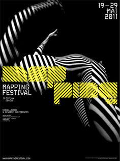 Mapping Festival, Genève 2011