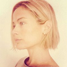 The supermodel revealed her new haircut on Instagram.