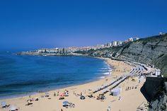 Ericeira Ericeira Portugal, South Beach, Sea, City, Water, Outdoor, Fotografia, Lisbon, The Beach