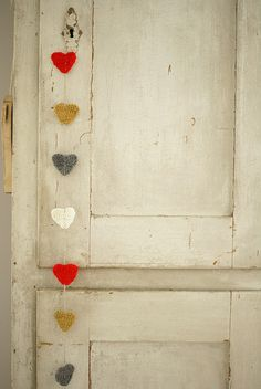 love on a wire by wood & wool stool, via Flickr