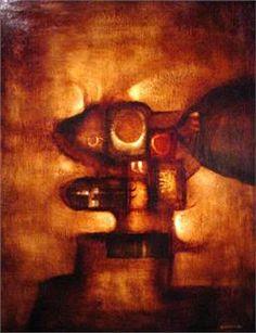 Alfredo Sinclair - Pez en Pedestal - Arte Panamá - Informacion de la Obra