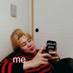 The post Jimin Meme appeared first on Kpop Memes. K Pop, Namjoon, Taehyung, Flipagram Video, Bts Face, Jimin Funny Face, Bts Meme Faces, Bts Memes Hilarious, Bts Reactions