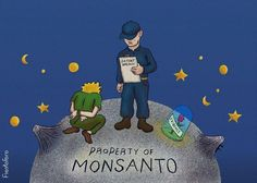 Little Prince parodies - Monsanto