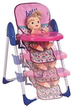 Cake Designs For Kids, Baby Doll Furniture, Doll High Chair, Baby Alive Dolls, Baby Doll Accessories, Christmas Baby, Toys For Girls, Baby Toys, Kids Fashion