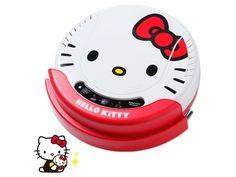 Hello Kitty Robot Mini Vacuum Cleaner Sanrio