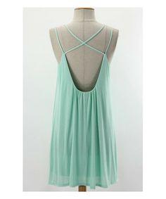 California Sun Dress