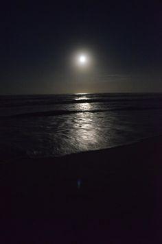 Super Moon - 6th May 2012 - Palm Beach, Queensland