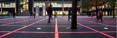 Revitalizing London's Finsbury Avenue Square
