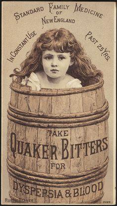 Quakers Bitters