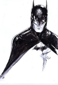 Batman by Peter Nguyen