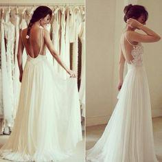 Perfect wedding dress, lovely pretty