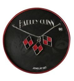 Harley Quinn Classic Head Dress Hat 2 Inch Wide Iron On Patch