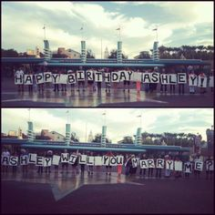 cute but not sure if i want to get a proposal on my birthday though haha :p
