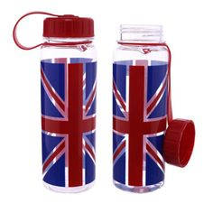 YDC 146 Fly The Flag for SSAFA Union Jack 500ml Water Drinking Bottle Listing in…