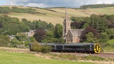 'Encouraging signs' on Borders Railway extension to Carlisle - BBC News